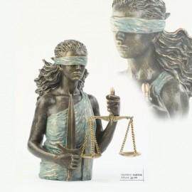 ESCULTURA A LA JUSTICIA. GRABACIÓN GRATIS.