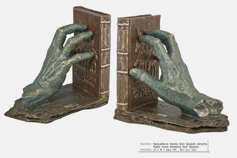 Esculturas para libros