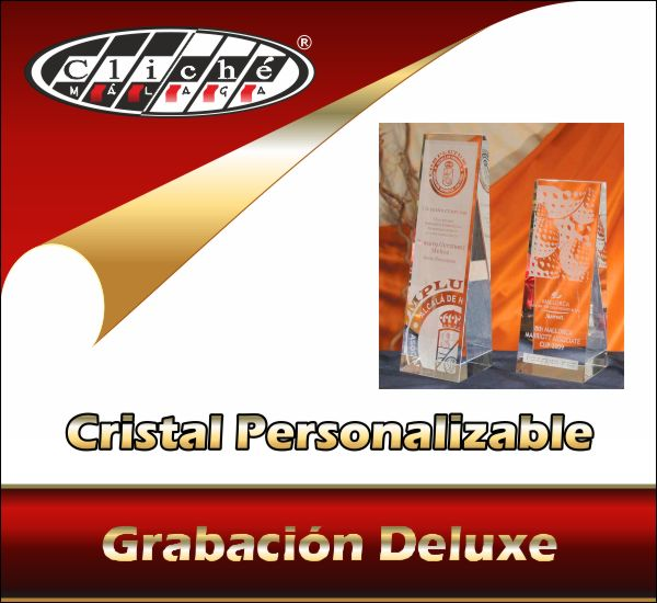 Catálogo Trofeos Cristal Deluxe