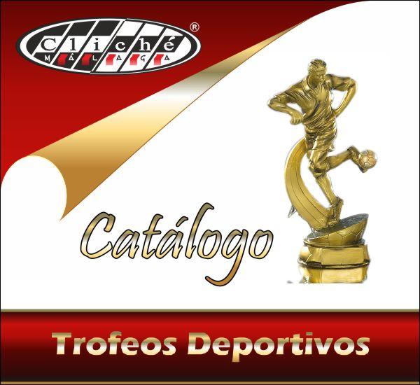 Ver catálogo trofeos deportivos y actividades