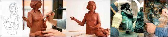 Fabricación de Esculturas